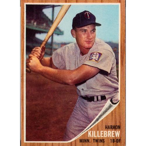 1962 Topps Baseball Gallery