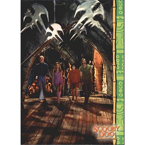 2002 Inkworks Scooby Doo Gallery
