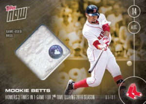 Mookie Topps Now