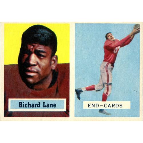 1957 Topps Football Gallery