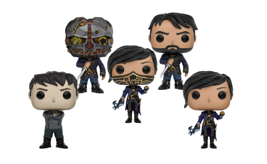 funko-dishonored-2-vinyl-figures
