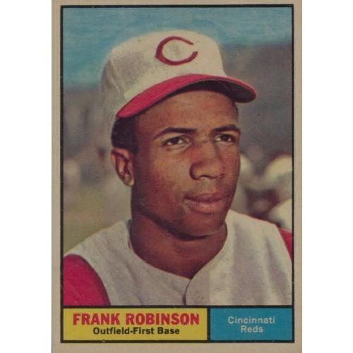 1961 Topps Baseball Robinson