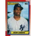 1990 Topps Baseball Gallery