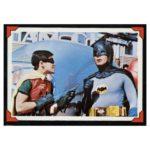 1966 Topps Batman Riddler Back trading card checklist