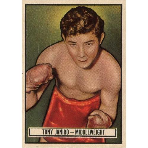 1951 Topps Ringside Gallery