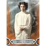 2019 Topps Star Wars Chrome Legacy Base Parallel