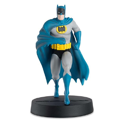 Eaglemoss Batman Decades Gallery