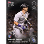 2016 Topps Now Baseball Gallery
