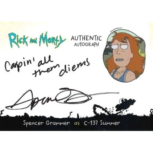 2019 Cryptozoic Rick and Morty Season 3 Gallery