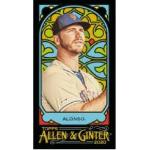 2020 Topps Allen & Ginter checklist