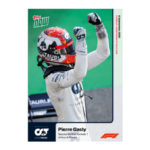 2020 Topps Now Formula 1 checklist