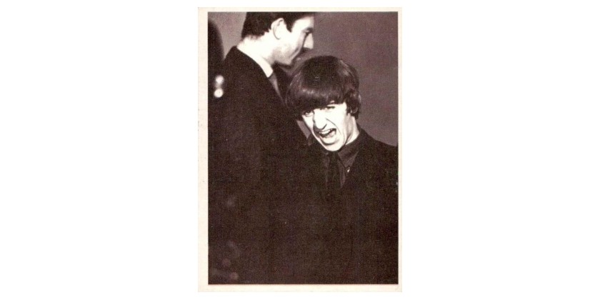 1964 Topps Hard Day's Night trading card checklist