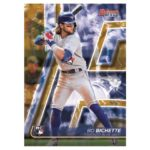 2020 Bowman's Best Baseball card checklist