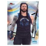 2020 Topps WWE Finest trading card checklist