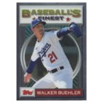 2020 Topps Finest Flashbacks baseball card checklist