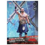 2021 Topps Now WWE trading card checklist