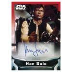 2021 Topps Star Wars Signature Series trading card checklist